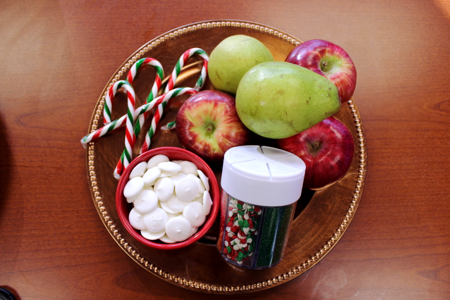 apple-and-pear-ornaments-ingredients