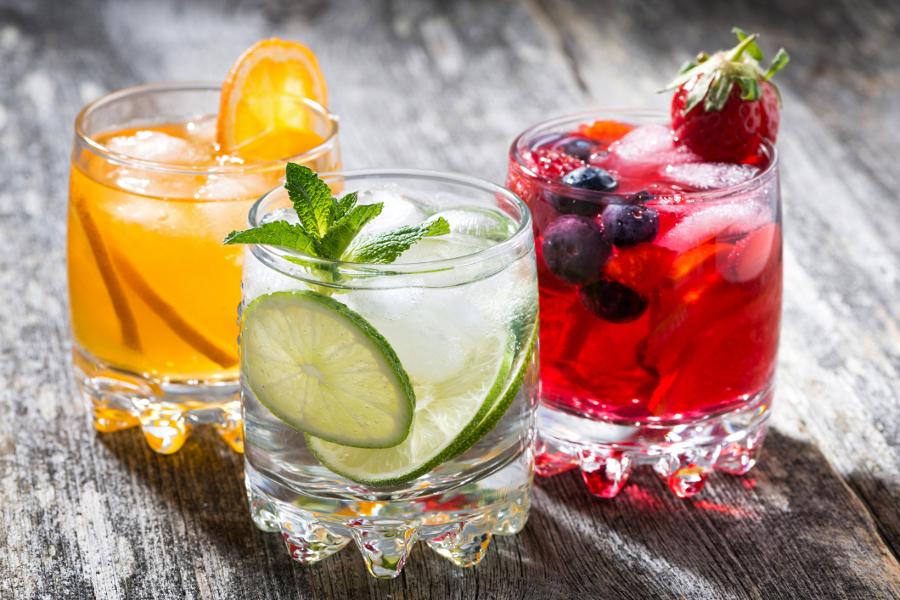 fruit cocktail андроид